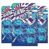 Cillit Bang Blue Wave 6 WC Blauspüler, Duopack Ozean Frische, 3er Pack (3 x 2 Stück)