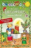Mit Leo Lausemaus durch den Advent: Kalender mit 24 Minibüchern zum Vorlesen, Staunen und...