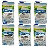 babylove Babywasser von Geburt an 6er Pack (6 x 1 Lit)