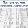 Französische Mädchennamen