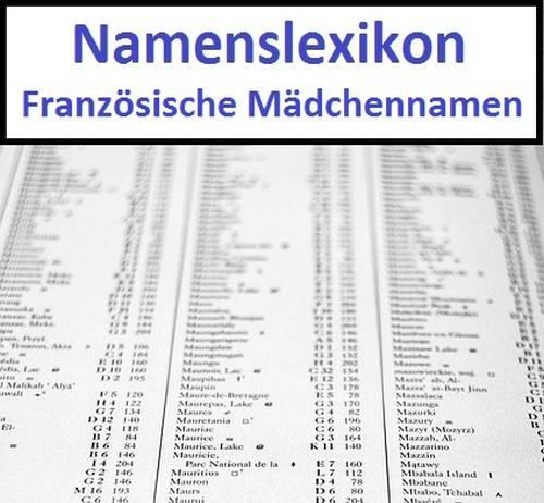 mädchennamen liste von az
