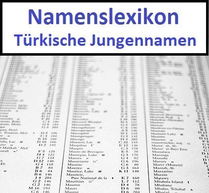 Türkische Jungennamen