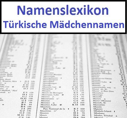 Türkische Mädchennamen