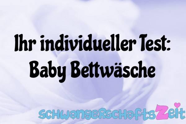 Baby Bettwäsche Test Kaufen