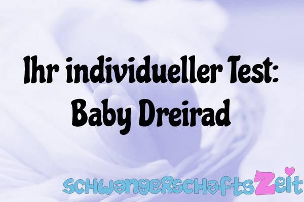 Baby Dreirad Test Kaufen