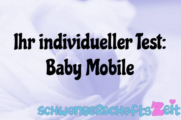 Baby Mobile: Machen Sie einen Test, um das passende Produkt zu kaufen.