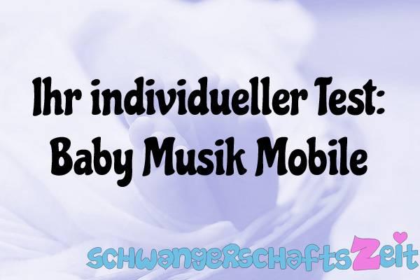 Baby Musik Mobile Test Kaufen