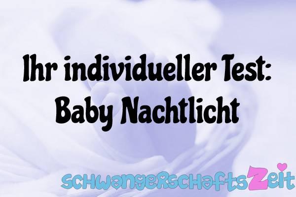 Baby Nachtlicht Test Kaufen