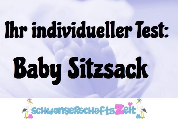 Baby Sitzsack Test Kaufen
