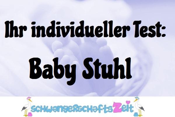 Baby Stuhl Test Kaufen