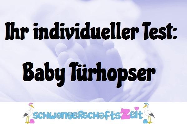 Baby Türhopser Test Kaufen