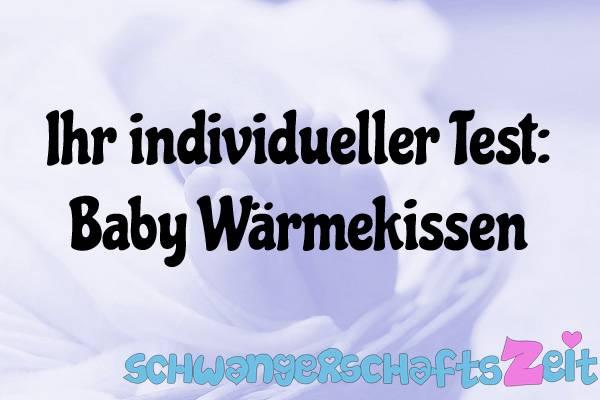 Baby Wärmekissen Test Kaufen