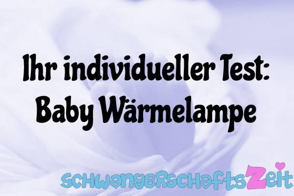 Baby Wärmelampe Test Kaufen