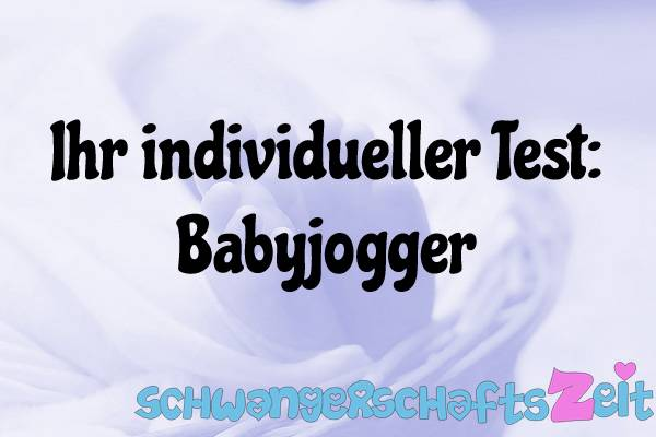 Babyjogger Test Kaufen