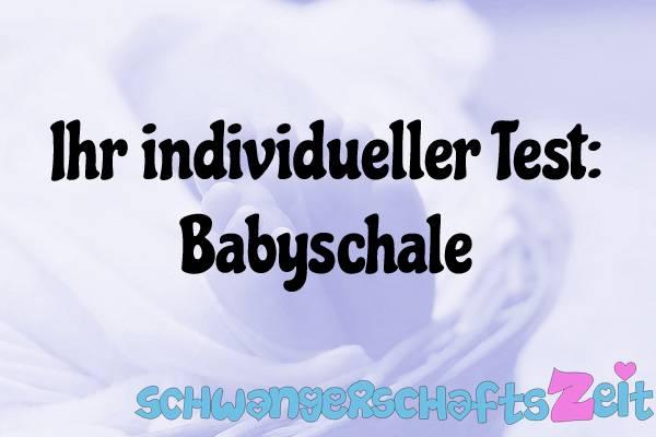 Babyschale Test Kaufen