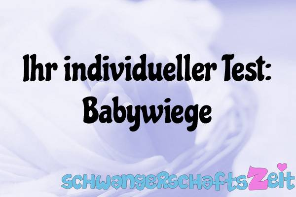 Babywiege Test Kaufen
