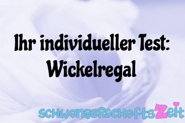 Wickelregal Test Kaufen