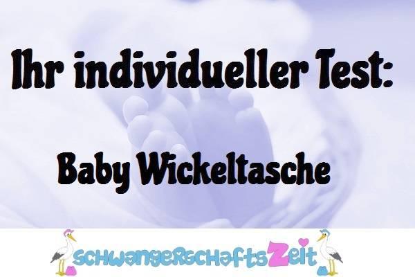 Wickeltasche Baby Test Kaufen