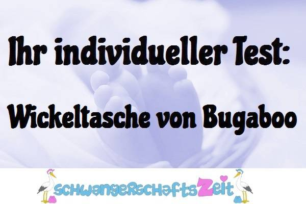 Wickeltasche Bugaboo Test Kaufen