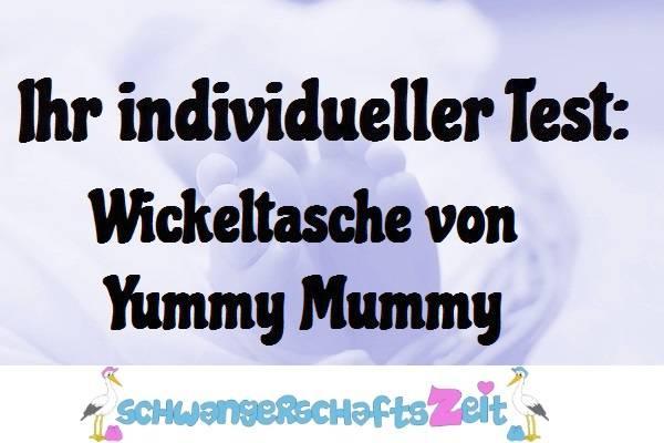 Wickeltasche Yummy Mummy Test Kaufen