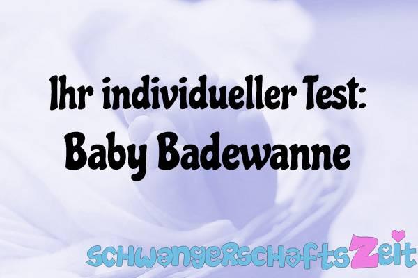 Baby Badewanne Test Kaufen