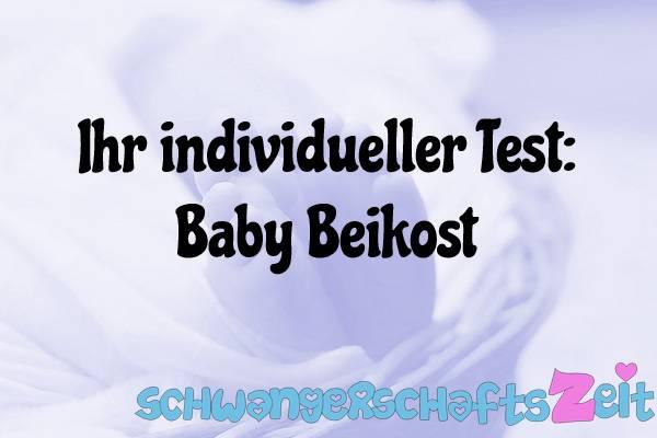 Baby Beikost Test Kaufen