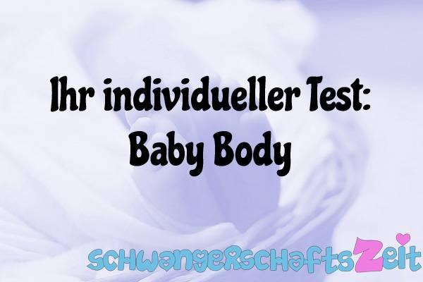 Baby Body Test Kaufen