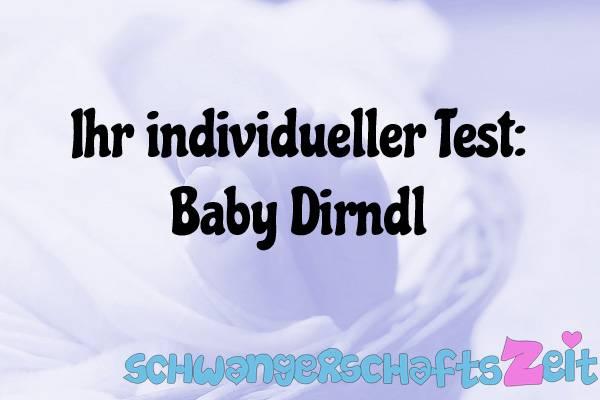 Baby Dirndl Test Kaufen