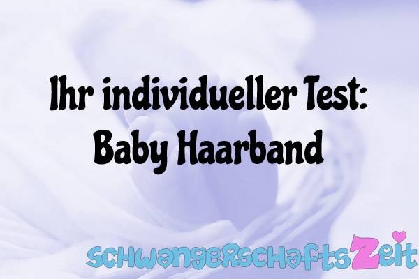 Baby Haarband Test Kaufen
