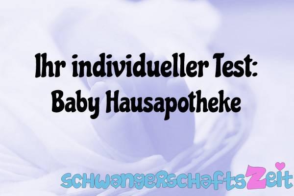 Baby Hausapotheke Test Kaufen