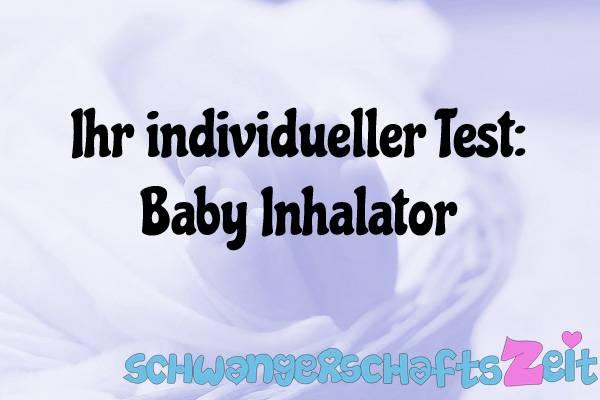 Baby Inhalator Test Kaufen