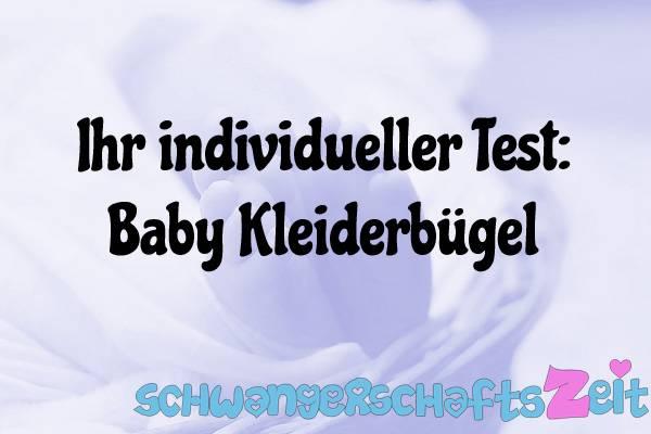 Baby Kleiderbügel Test Kaufen