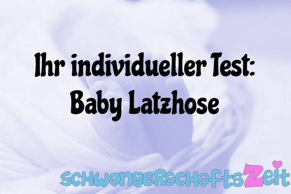 Baby Latzhose Test Kaufen