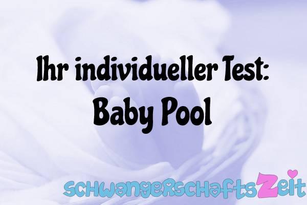 Baby Pool Test Kaufen