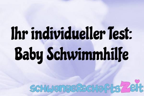Baby Schwimmhilfe Test Kaufen
