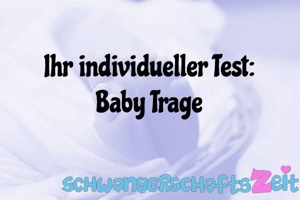 Baby Trage Test Kaufen