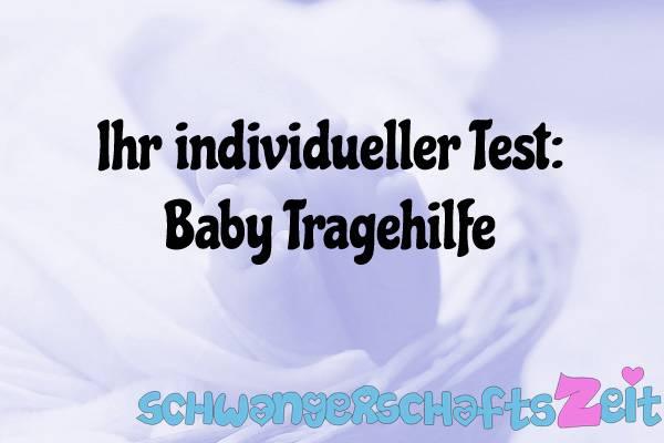Baby Tragehilfe Test Kaufen