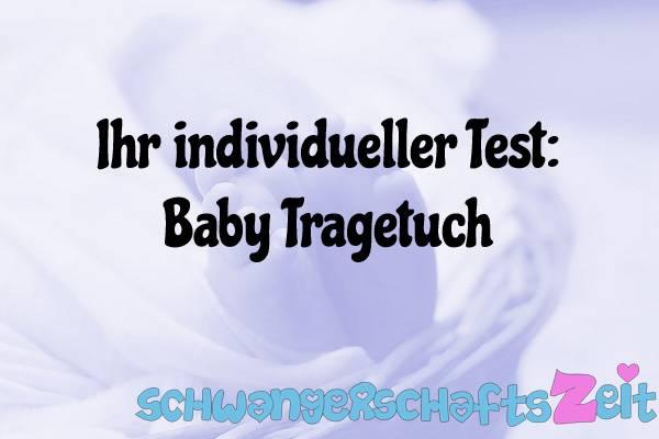 Baby Tragetuch Test Kaufen