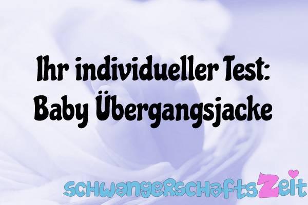 Baby Übergangsjacke Test Kaufen