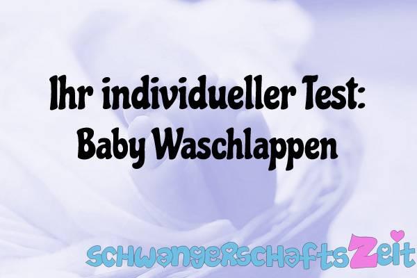 Baby Waschlappen Test Kaufen