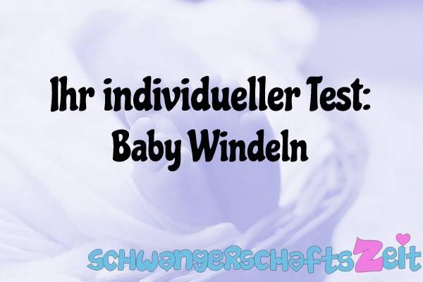 Baby Windeln Test Kaufen