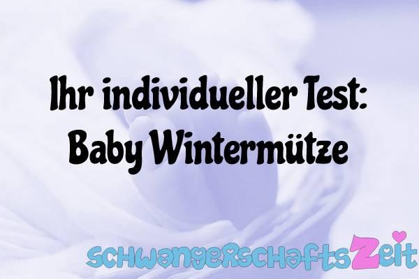 Baby Wintermütze Test Kaufen