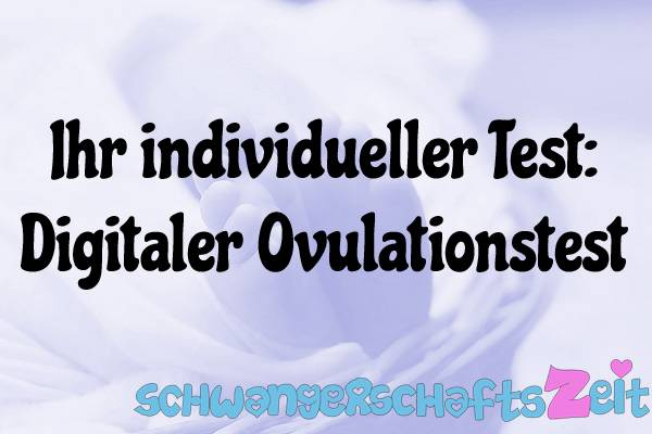 Digitaler Ovulationstest Test Kaufen