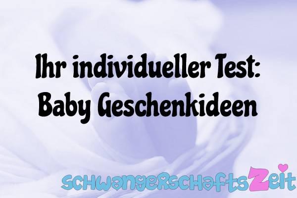 Baby Geschenkideen Test Kaufen