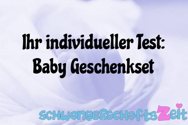 Baby Geschenkset Test Kaufen