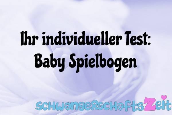 Baby Spielbogen Test Kaufen