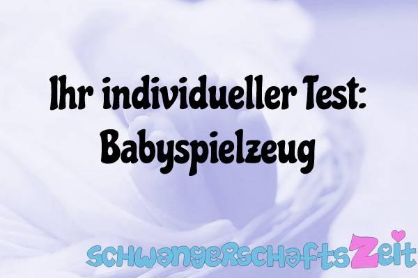 Babyspielzeug Test Kaufen