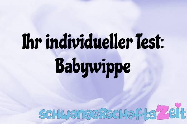 Babywippe Test Kaufen