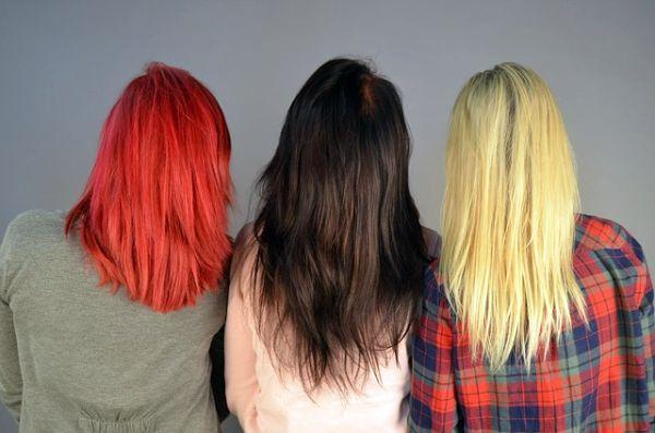 Haare färben Schwangerschaft