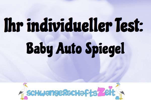 Baby Auto Spiegel